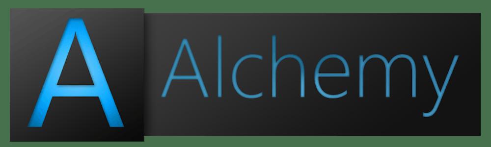 Alchemy Viewer logo