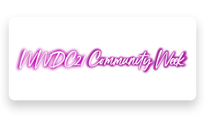 WWDC Community Week logo