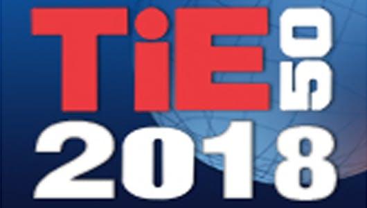 TiE50 2018