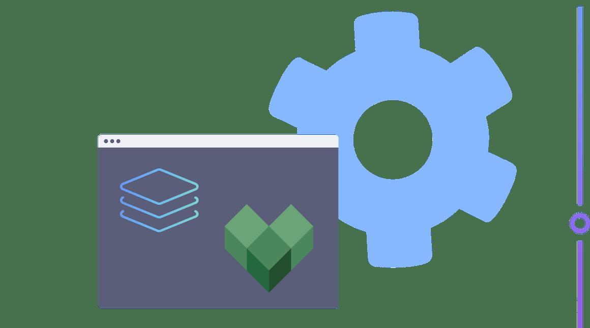 Remote build illustration