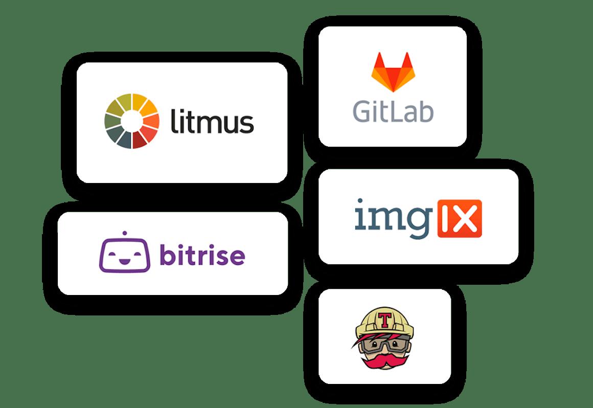 Platform customer logos