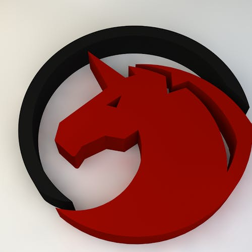 Dirty Unicorns logo