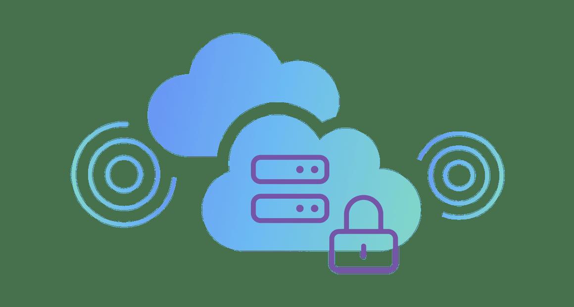 Virtual private cloud illustration