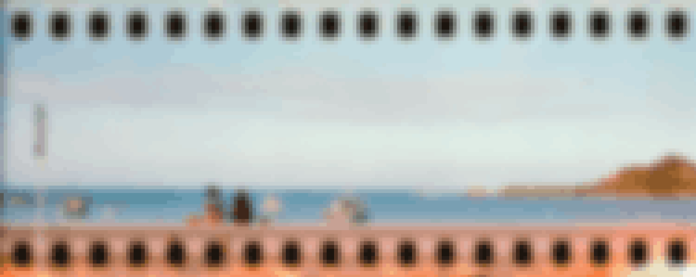 A Beachside Panoramic