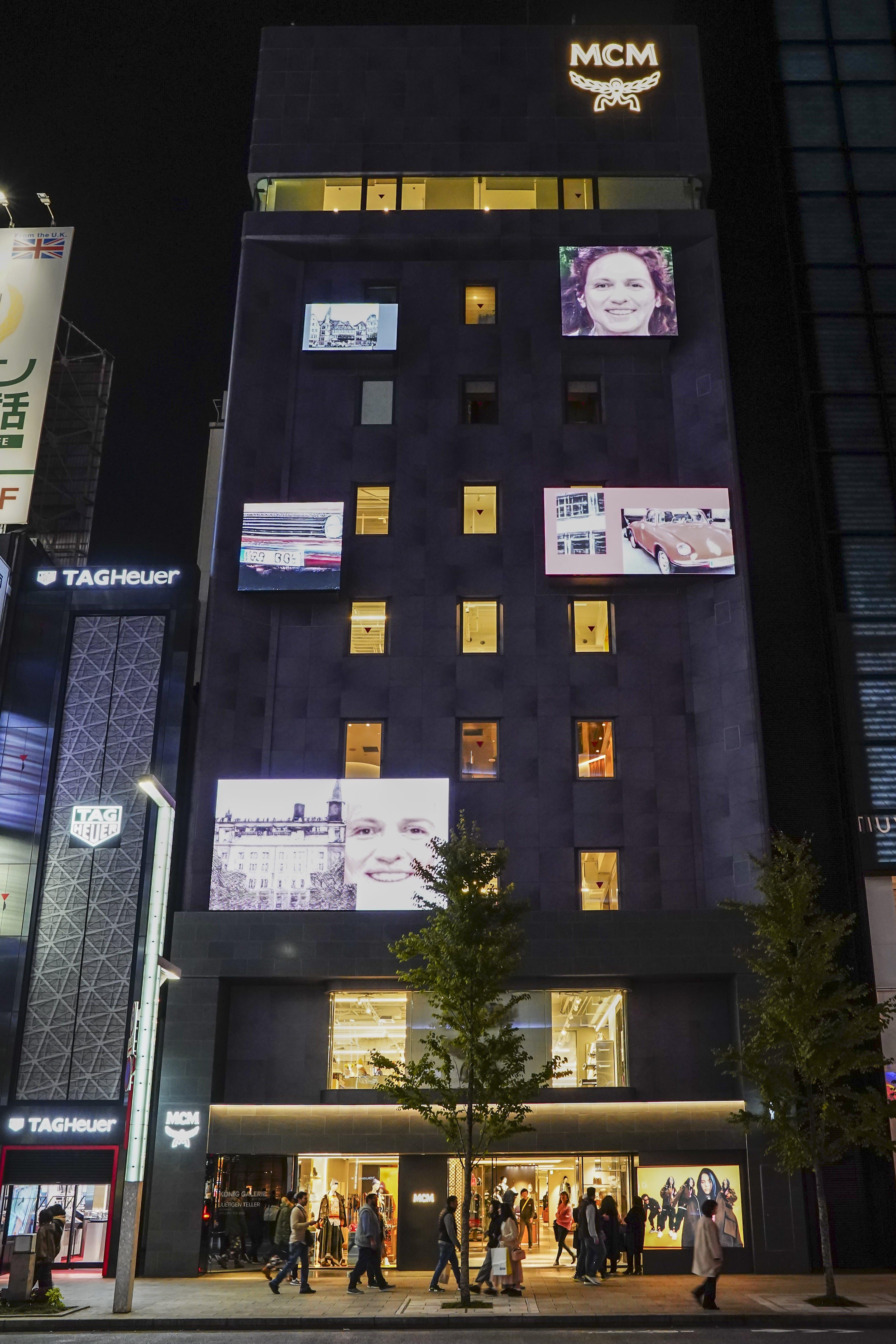 König TOKIO at MCM GINZA HAUS I