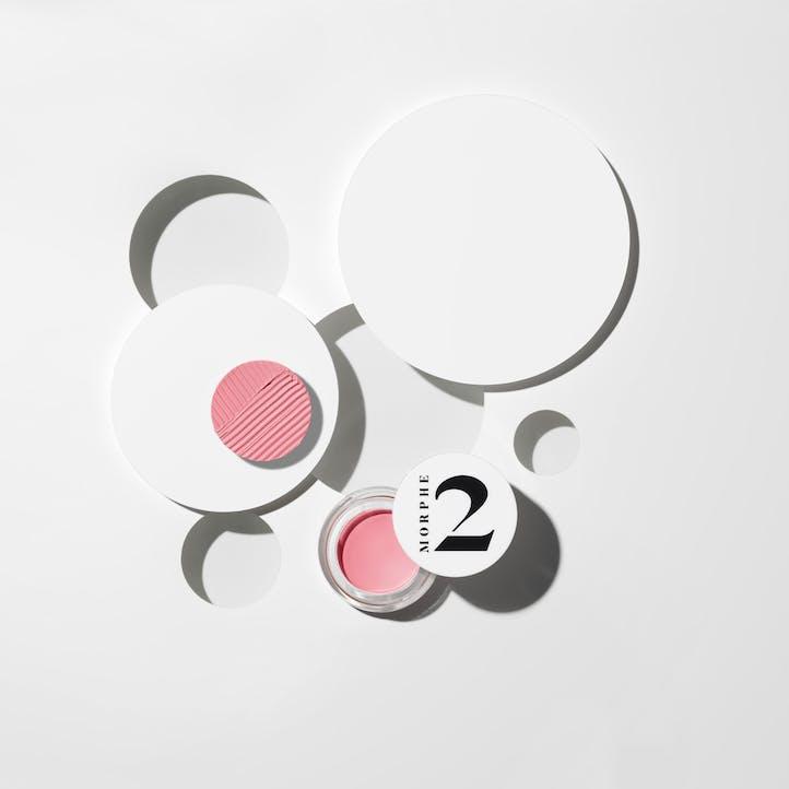Image of Morphe 2 WONDERTINT CHEEK & LIP MOUSSE in Wish shade (Pink)