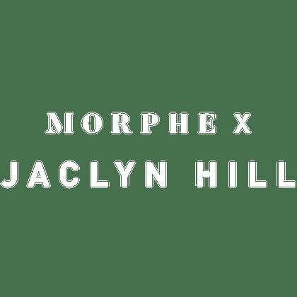 Morphe X Jaclyn Hill - Logo