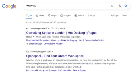 Search Strategies: How To Stay In Control And Avoid Competitors Piggybacking Your Brand