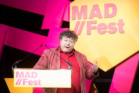 How To Turn Disruption Into Competitive Advantage: Rory Sutherland To Speak At MAD//Fest's DMEXCO@home Takeover