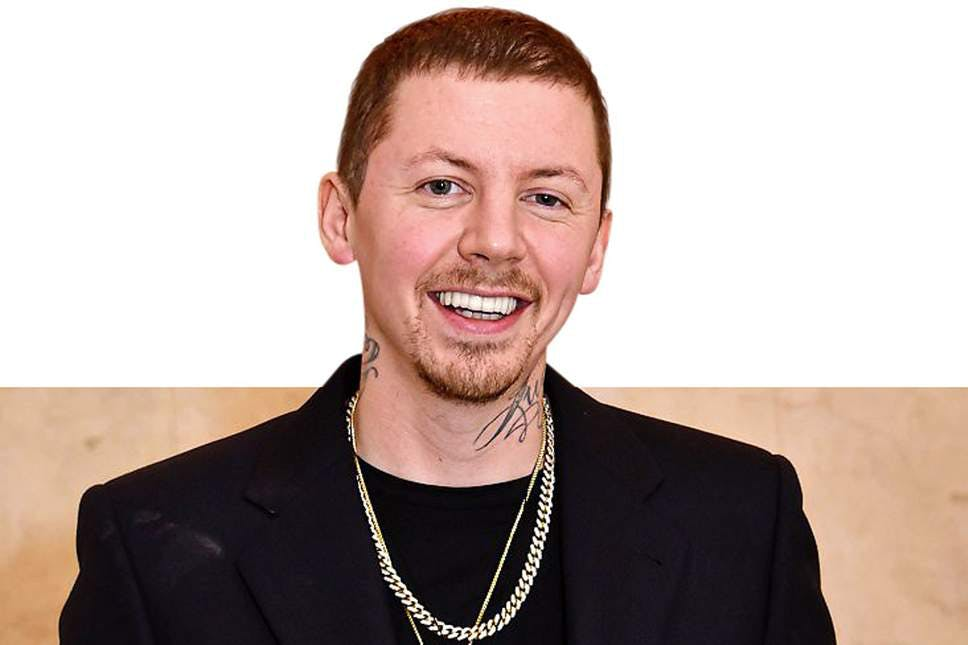 Professor Green will be speaking at D&AD Festival this month.