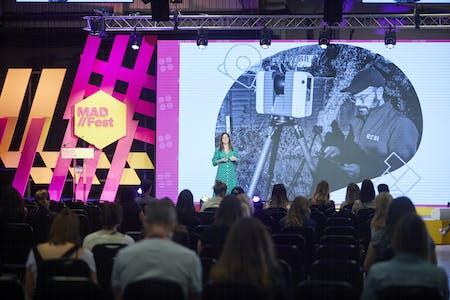 MAD//Fest Moments: Resi Entrepreneur Alex Depledge MBE Calls For Marketers To Build Social Trust