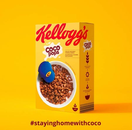 Podcast: Kellogg's Joe Harper On Why Big Brands Are Switching On To UGC