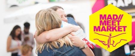 Make Meetings Fun Again - MAD//Fest London Launches MAD//MeetMarket