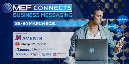 What's The Future For Business Messaging? Get Your Free Ticket To MEF Connects