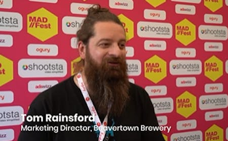 MAD//Fest Moments: Beavertown Brewery's Marketing Director On Why Brands Matter More Than Ever