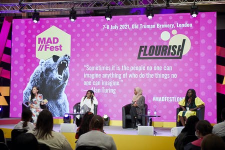 MAD//Fest Moments: Brands Need To Deliver On Diversity And Inclusion To Remain Relevant To Gen Z