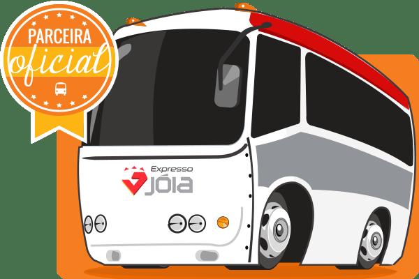 Viação Jóia - Parceiro Oficial para venda de passagens de ônibus