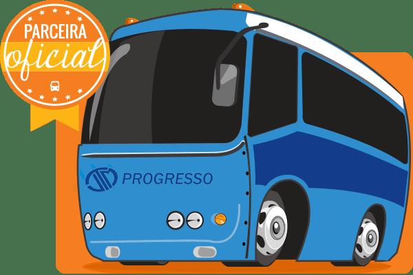 Viação Progresso Recife - Parceiro Oficial para venda de passagens de ônibus