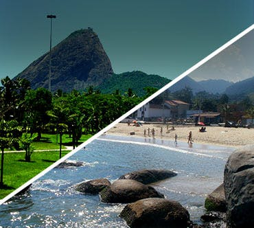 Bus tickets - Rio de Janeiro x Mangaratiba