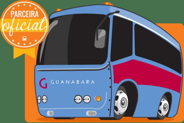 Expresso Guanabara - Parceiro Oficial para venda de passagens de ônibus