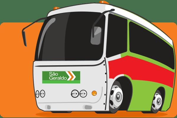 São Geraldo Bus Company - Oficial Partner to online bus tickets