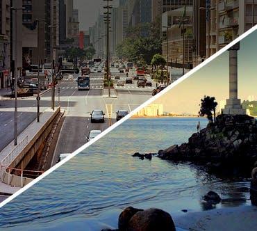 São Paulo a São Vicente