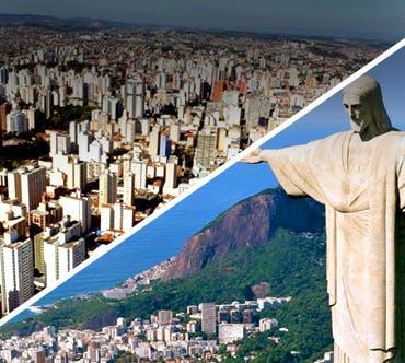 Boletos de autobús - Campinas a Rio de Janeiro
