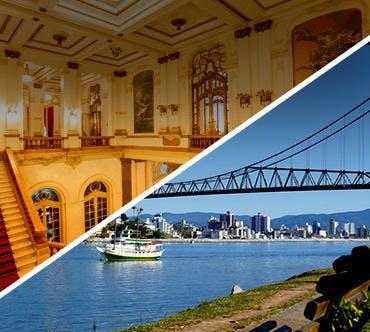 Passagem de ônibus - São Paulo x Florianópolis