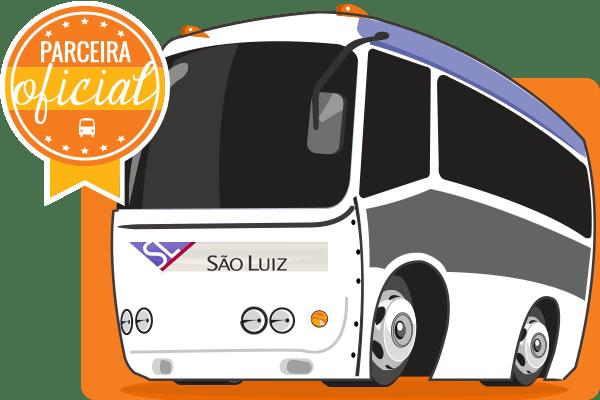 Viação São Luiz - Parceiro Oficial para venda de passagens de ônibus