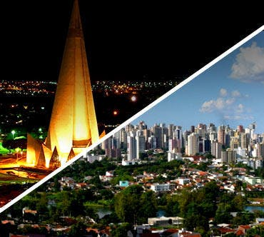 Bus tickets - Maringá x Londrina