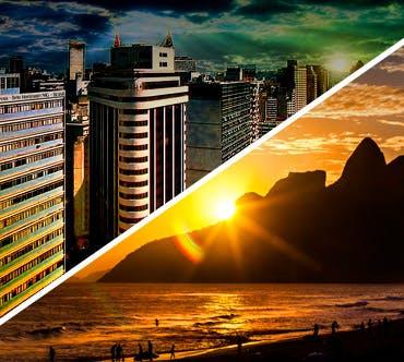 Bus tickets - Belo Horizonte x Rio de Janeiro
