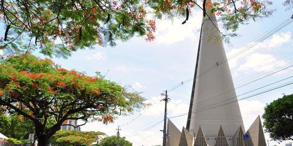 Catedral Nossa Senhora da Glória - Maringá - PR