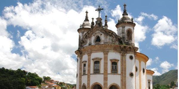 Igrejas - Ouro Preto - MG