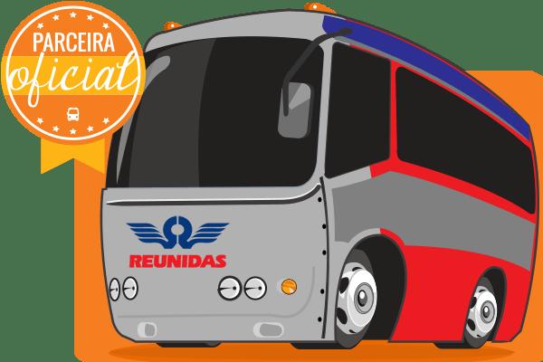 Viação Reunidas - Parceiro Oficial para venda de passagens de ônibus