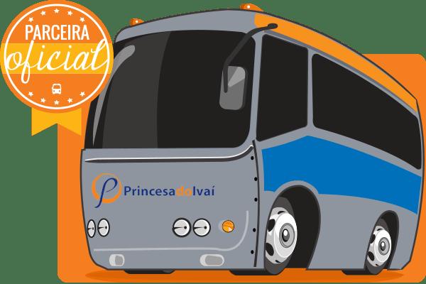 Princesa do Ivaí Bus Company - Oficial Partner to online bus tickets