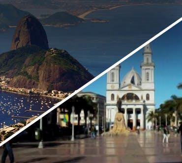 Rio de Janeiro a Campos Goytacazes