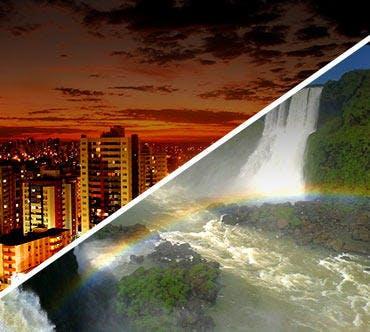 Bus tickets - Curitiba x Foz do Iguaçu