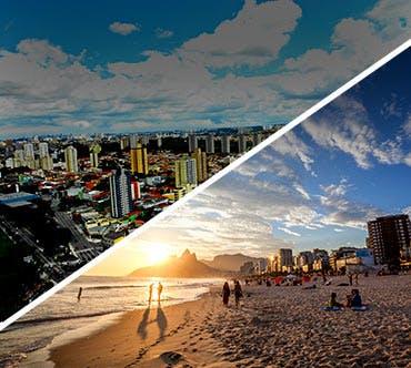 Bus tickets - Osasco x Rio de Janeiro