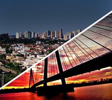 Presidente Prudente a Paranaíba