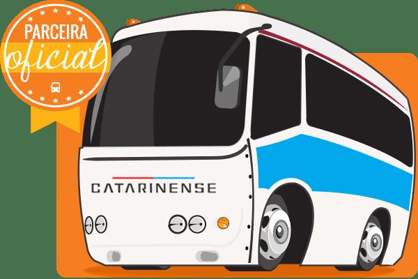 Viação Catarinense - Parceiro Oficial para venda de passagens de ônibus