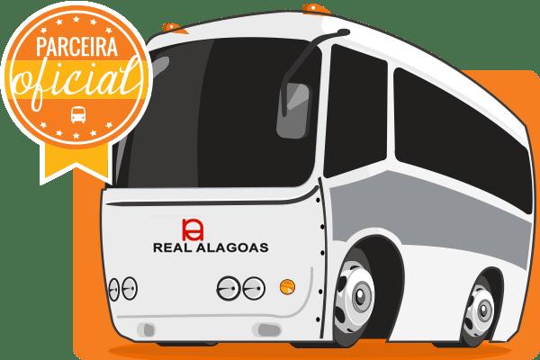 Real Alagoas - Parceiro Oficial para venda de passagens de ônibus