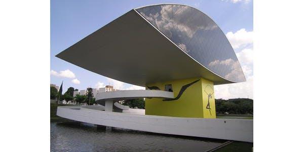 Museu Oscar Niemeyer - Curitiba - PR