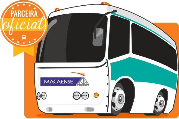 Macaense Bus Company - Oficial Partner to online bus tickets