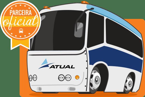 Viação Atual - Parceiro Oficial para venda de passagens de ônibus