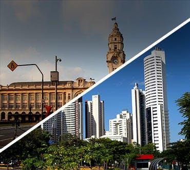 Bus tickets - São Paulo x Goiânia