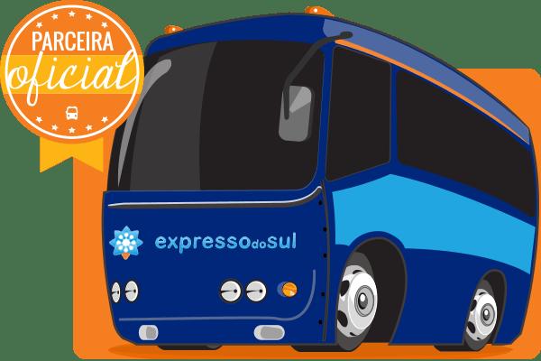 Expresso do Sul - Parceiro Oficial para venda de passagens de ônibus