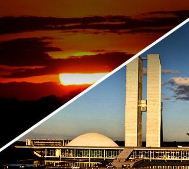 Boletos de autobús - Posse a Brasília