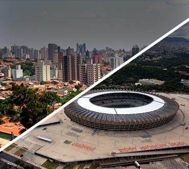 Bus tickets - Campinas x Belo Horizonte