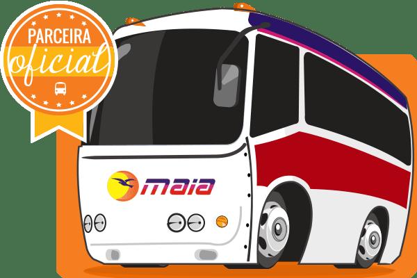 Expresso Maia - Parceiro Oficial para venda de passagens de ônibus