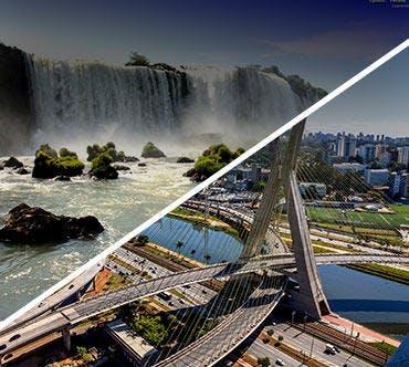 Boletos de autobús - Foz do Iguaçu a São Paulo